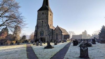 St.-Marys-frost