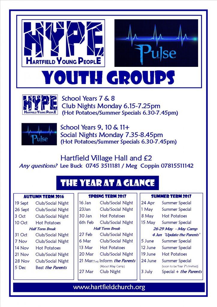 HYPE&PULSE Flyer2016-17